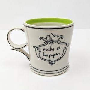 Molly Hatch Anthropologie Make It Happen Mug